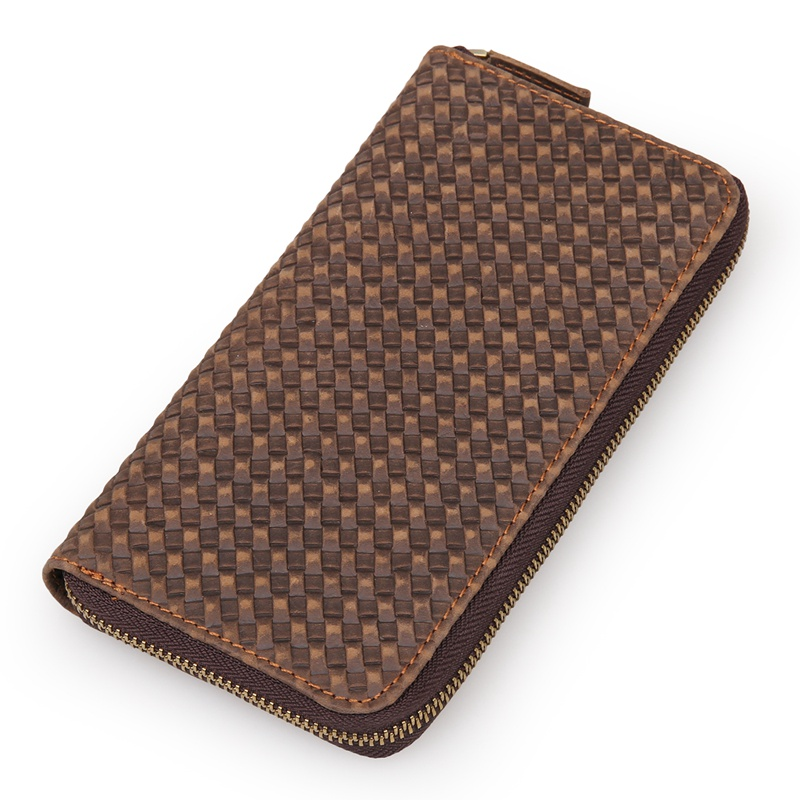 8127-2R New JMD Brand Hot Selling Unique Desinger Genuine Leather Lady Wallet