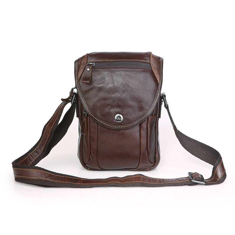 7354Q Genuine Cow Leather Men Leather Purse Manufacturer