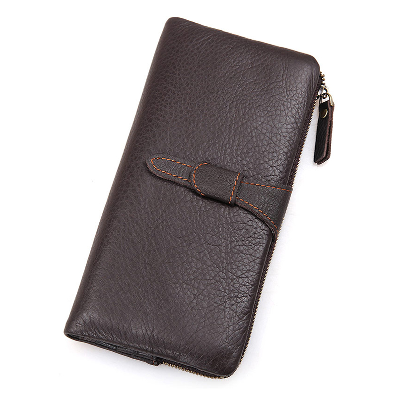 8139C New Products Soft Cow Leather Unique Design Fashionable Women Wallet