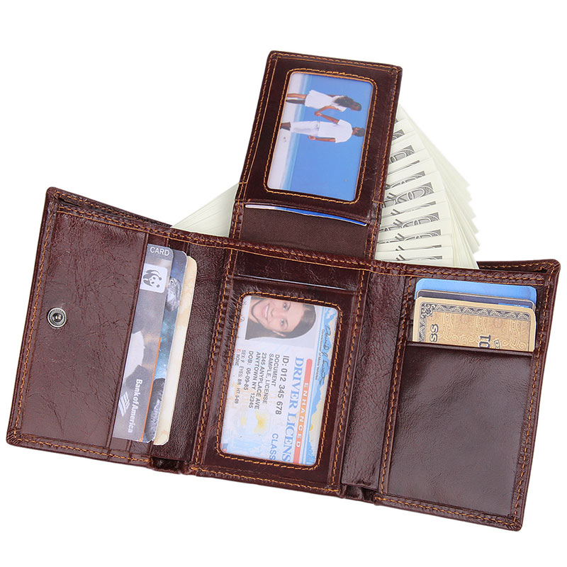 R-8105Q-1 Good Seller Good Quality Wallet RFID Card Holder